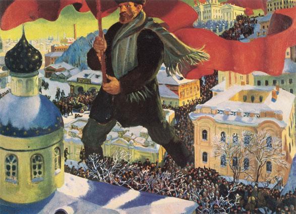 Boris Kustodiev (Astrachan' 1878 - Leningrado 1927)