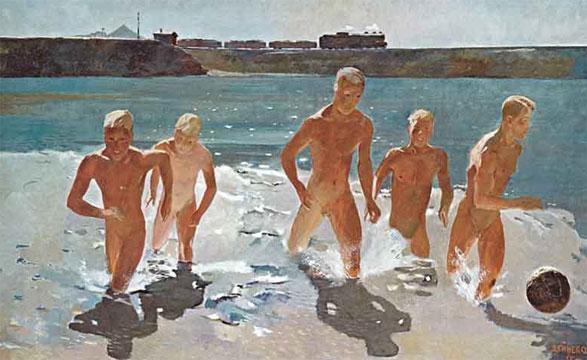Aleksandr Deineka (Kursk 1899 - Mosca 1969)