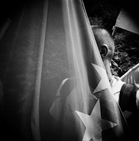 «The Bosnian identity» di Matteo Bastianelli, vincitore, categoria Miglior Progetto