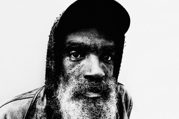 Homelessness in California © Giovanni Panizza, vincitore, categoria Borsa di Studio