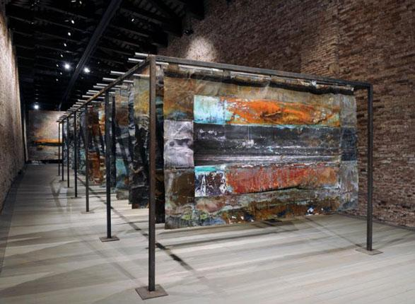 «Anselm Kiefer. Salt of the Earth», Zattere 266, Venezia, 2011