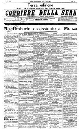 30-31 Luglio 1900