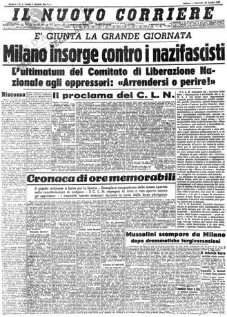 26 Aprile 1945