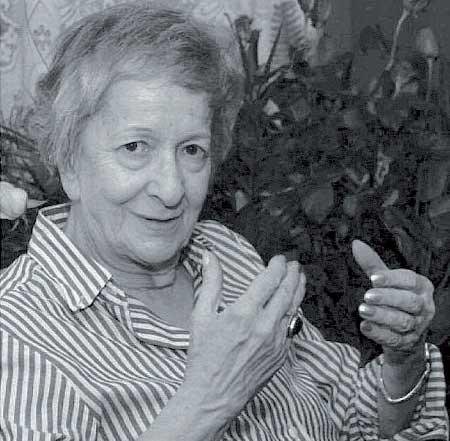 Nata in Polonia nel 1923,