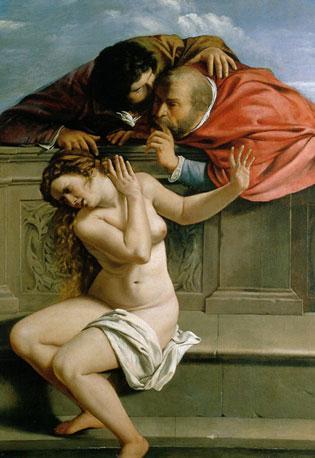 ARTEMISIA GENTILESCHI (Roma 1593 - Napoli 1653)