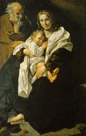 BARTOLOMEO CAVAROZZI (Viterbo 1587 - Roma 1625)
