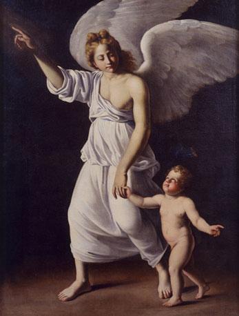 ANTIVEDUTO GRAMATICA (Roma 1569 - 1626)