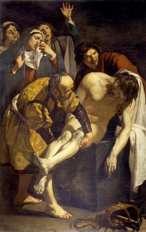 DIRCK VAN BABUREN (Utrecht, 1595 - 1624)