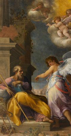 GIOVANNI BAGLIONE (Roma, 1566 - 1643)