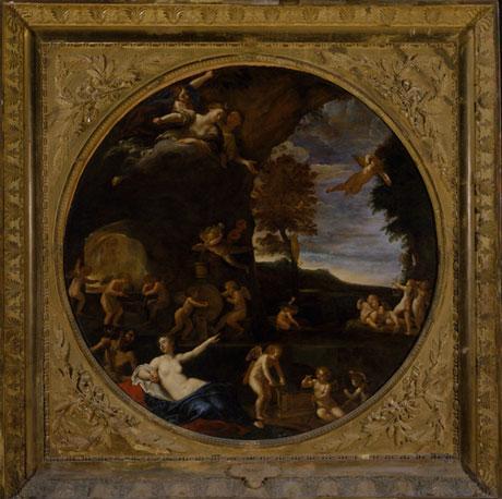 FRANCESCO ALBANI (Bologna, 1578 - 1660)
