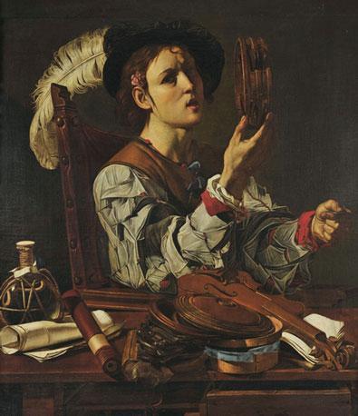 FRANCESCO BONERI DETTO CECCO DEL CARAVAGGIO (?, 1580/1590 - Roma (?), ante 1630)