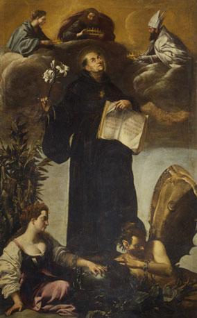 TOMMASO SALINI (Roma, 1575 - 1625)