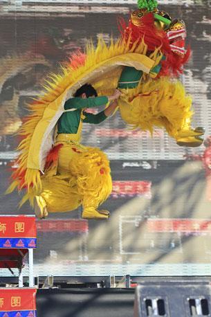Capodanno Cinese 2011 - Roma