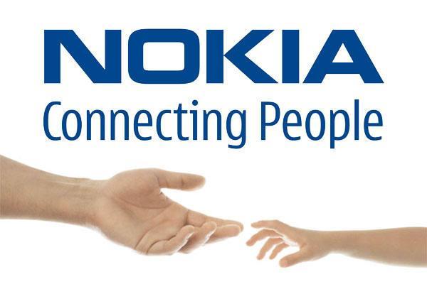 La Nokia ha ripreso il suo marchio dalle mani di Adamo e di Dio, dipinte da Michelangelo, che nella Sistina si sfiorano generando l?energia della creazione