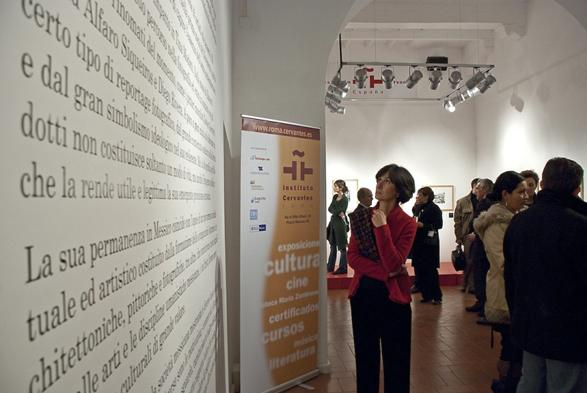 La mostra su Tina Modotti dal titolo «Un nuovo sguardo», alla sala esposizioni del Cervantes