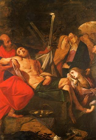 Giovan Battista Crespi, detto il Cerano (Romagnano Sesia, 1573 ? Milano, 1632)