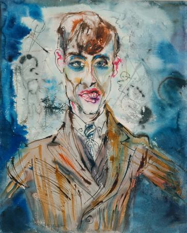 Rudolf Schlichter (Calw, 1890 ? Monaco, 1955)