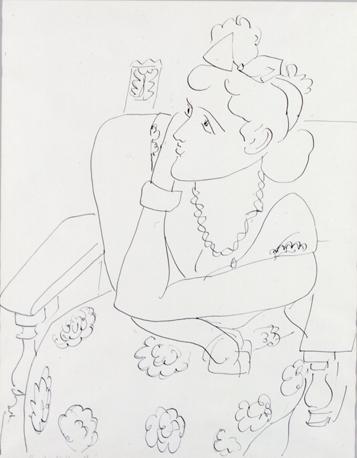 Henri Émile Benoît Matisse (Le Cateau-Cambrésis, 1869 ? Nizza, 1954)