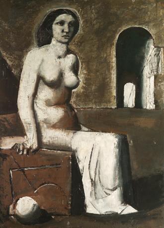 Mario Sironi (Sassari, 1885 ? Milano, 1961)