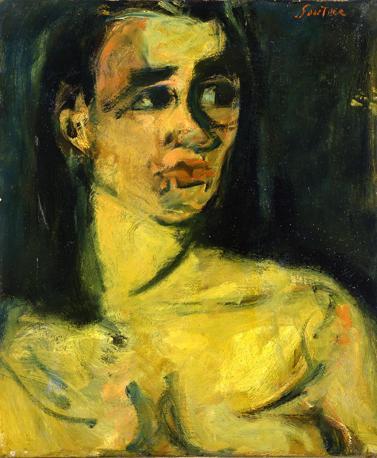 Chaïm Soutine (Smilavichi, 1893 ? Parigi, 1943)
