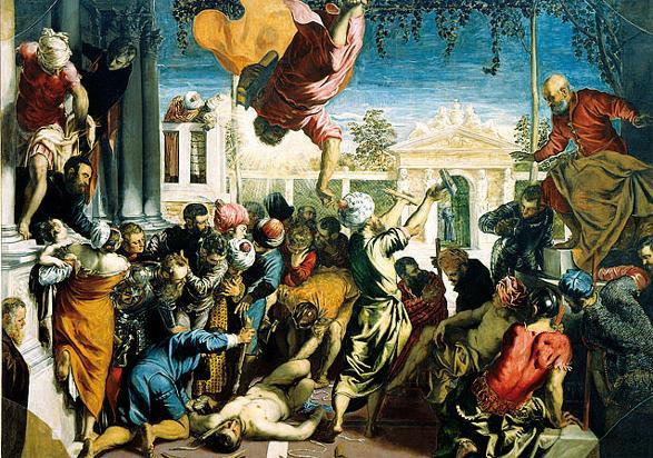 Jacopo Robusti detto Tintoretto