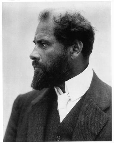 Gustav Klimt (1862-1918), figlio di un orafo boemo, fu protagonista assoluto della Secessione viennese