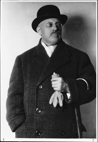 L?architetto Josef Hoffmann, esponente della Secessione viennese