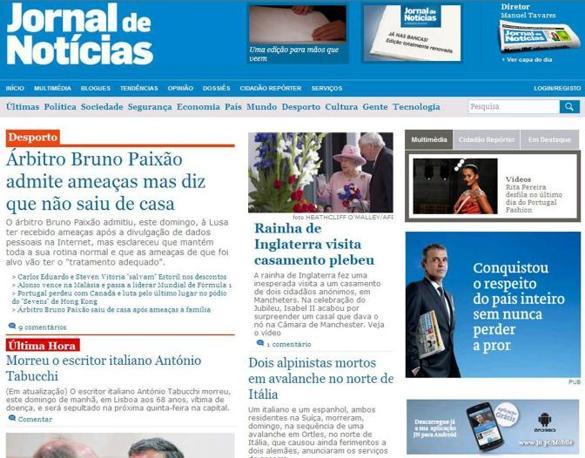 Il Jornal de Noticias
