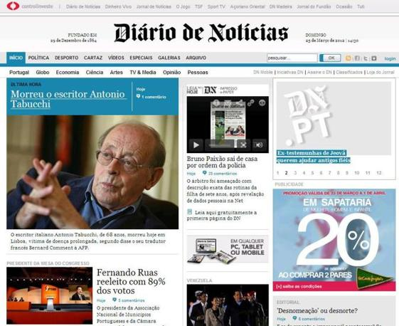 Il Diario de Noticias