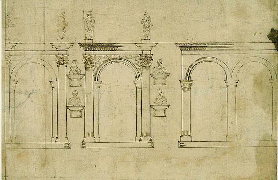 Andrea Palladio, Progetto per portali e finestre