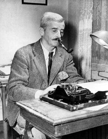 William Faulkner,