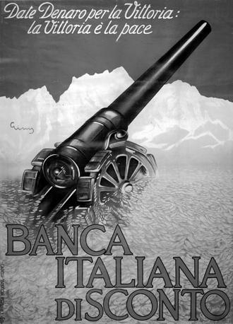 Manifesto italiano della Prima guerra mondiale