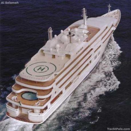 Il Salamal di 150 metri di lunghezza