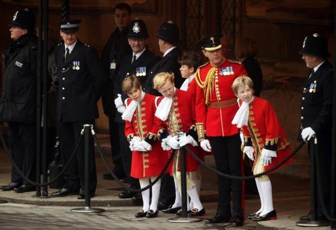 Il discorso della regina elisabetta for Le due camere del parlamento
