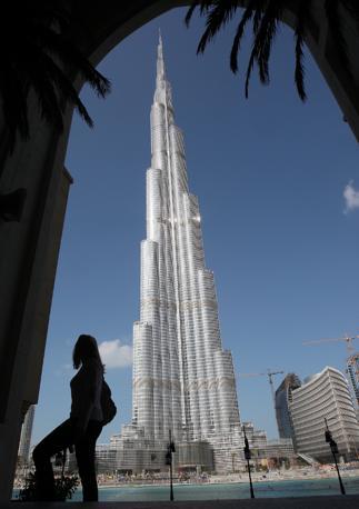 La costruzione del Burj Khalifa è iniziata il 21 settembre 2004. Il costo iniziale stimato era di un miliardo di dollari, ma alla fine è costato 4,1 miliardi (Ali Haider/Epa)