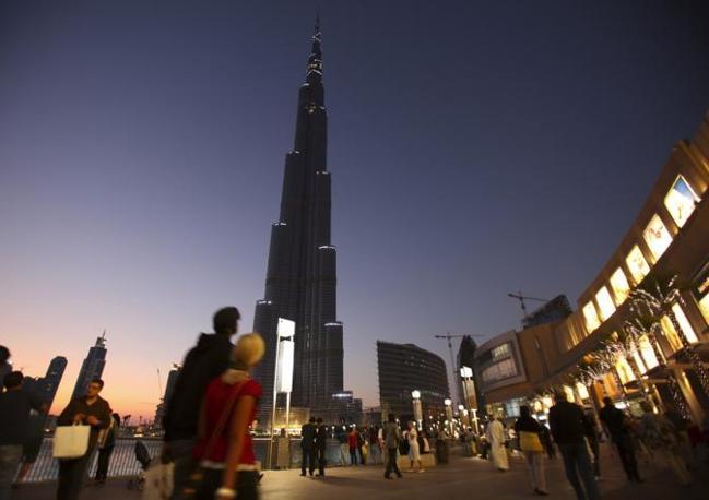 Il giorno dell'inaugurazione coincide con il quarto anniversario dell'ascesa al trono dello sceicco Mohammad Al Maktum (Ahmed Jadallah/Reuters)