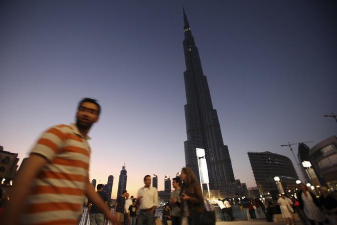 Burj in arabo significa «torre» (Ahmed Jadallah/Reuters)