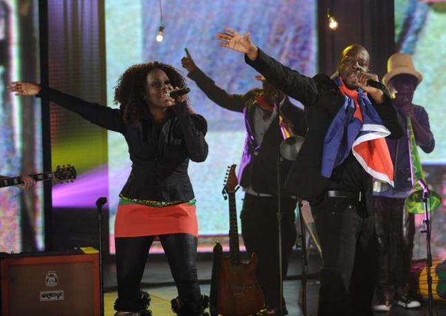 Il rapper haitiano Wyclef Jean (Ap)