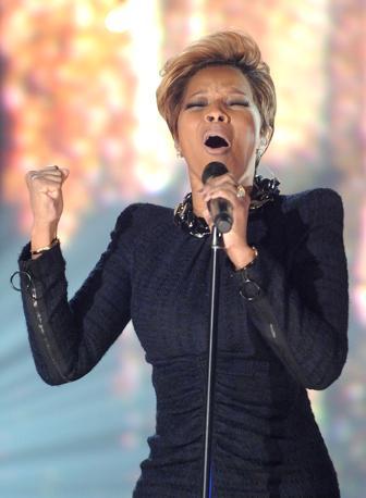 Mary J. Blige  (Ap)