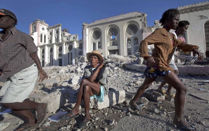 La Cattedrale di Port-au-Prince (Ap)