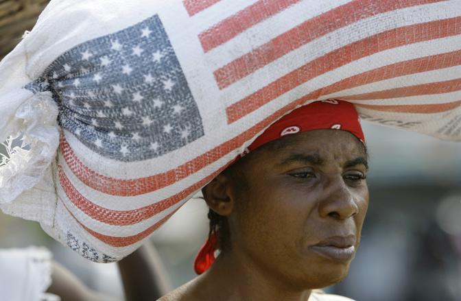 Aiuti americani  (Ap)