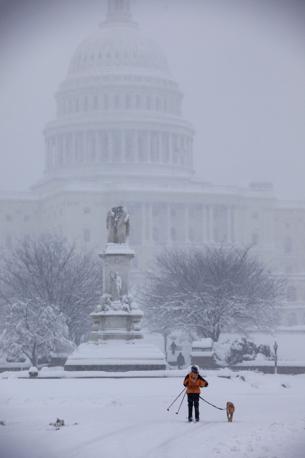 Capitol building (Epa)