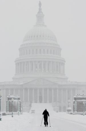 Capitol building a Washington (Reuters)