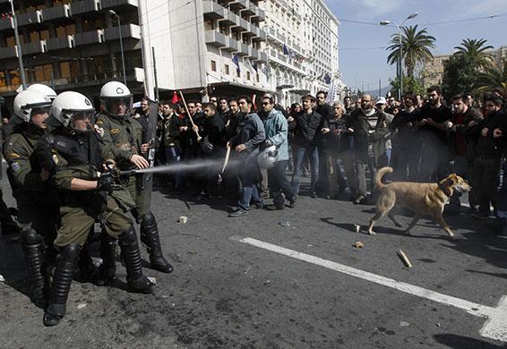 Febbraio 2009 (Reuters)