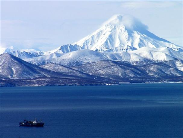 La rassegna di Forbes prosegue con la penisola della Kamchatka, nell'estremo oriente siberiano