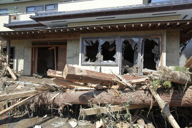Minamisoma, prefettura di Fukushima  (Afp)