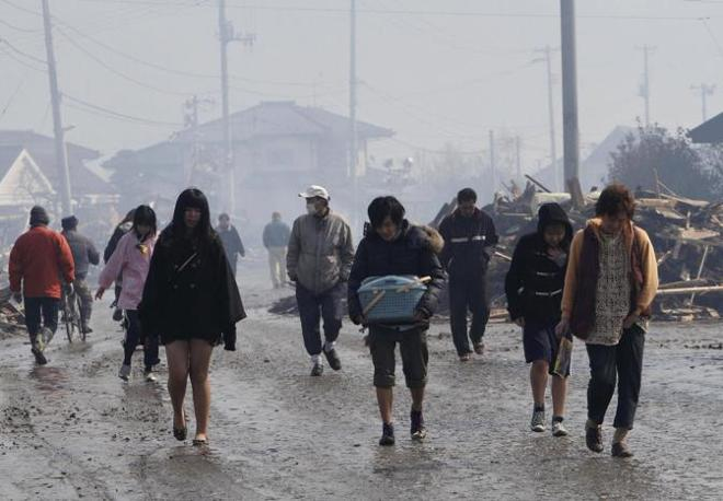 Evacuata Natori (Reuters)