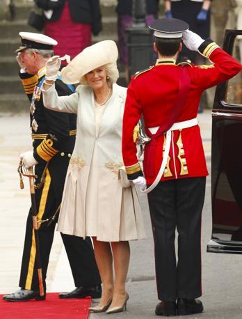 Carlo e Camilla (Reuters)