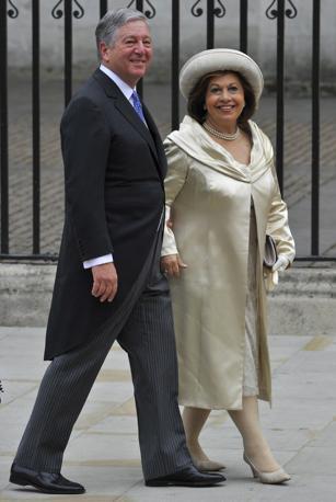 I principi Alexander e Katherine di Jugoslavia (Reuters)