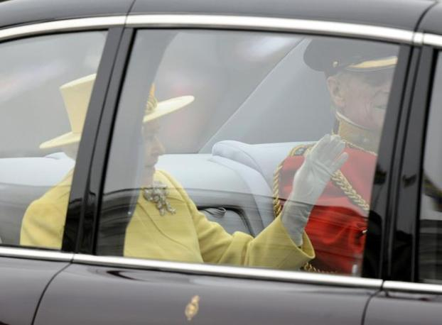 La Regina Elisabetta (Reuters)